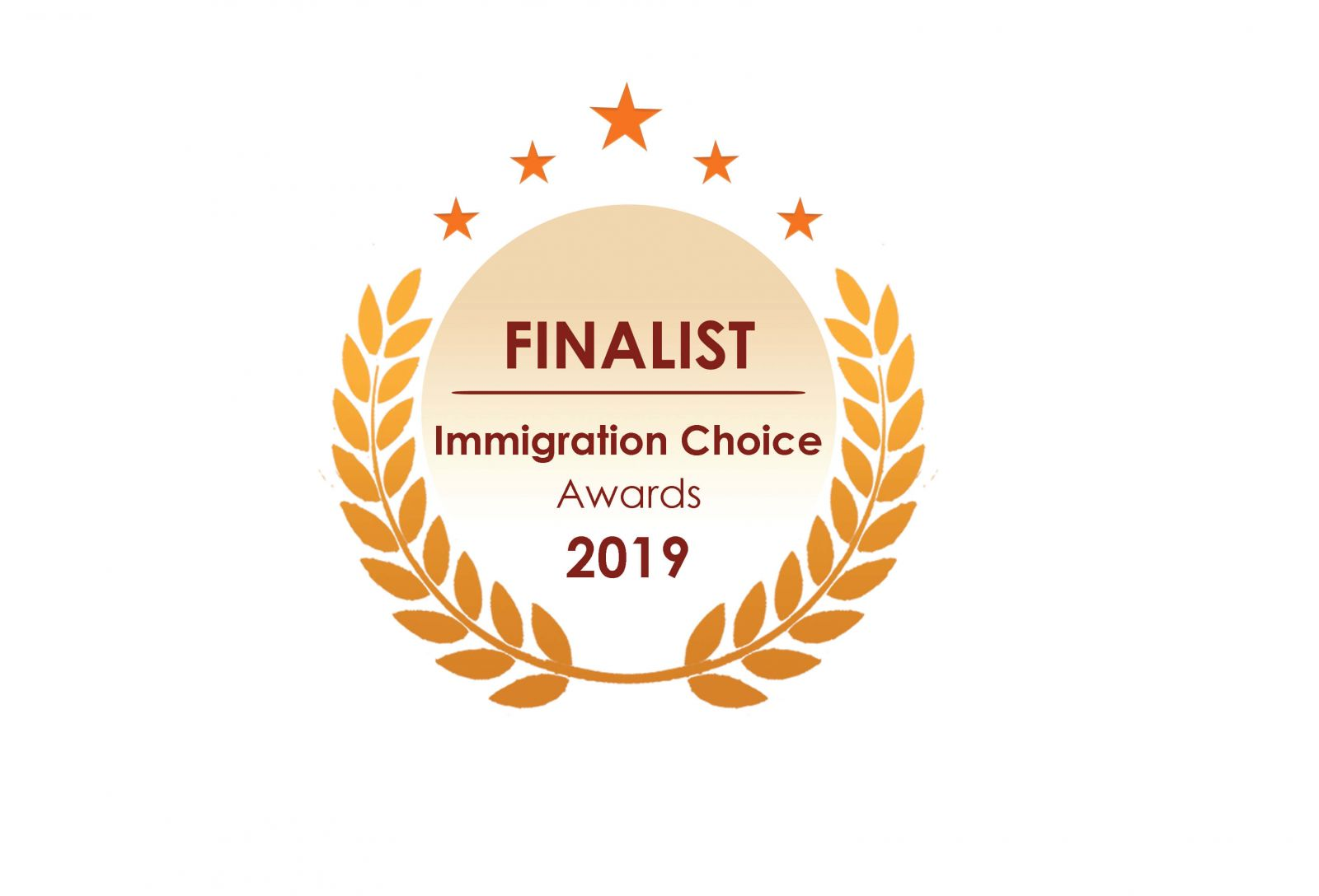 Immigration Choice Awards 2019 - Finalists