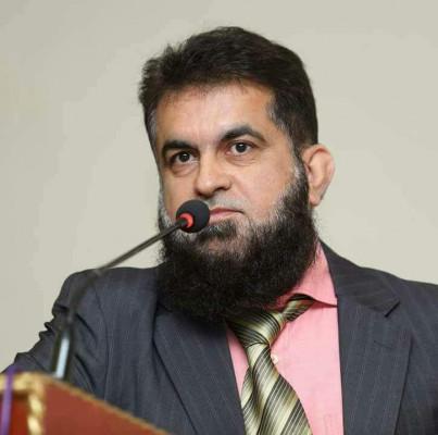Mubashar Nizamani