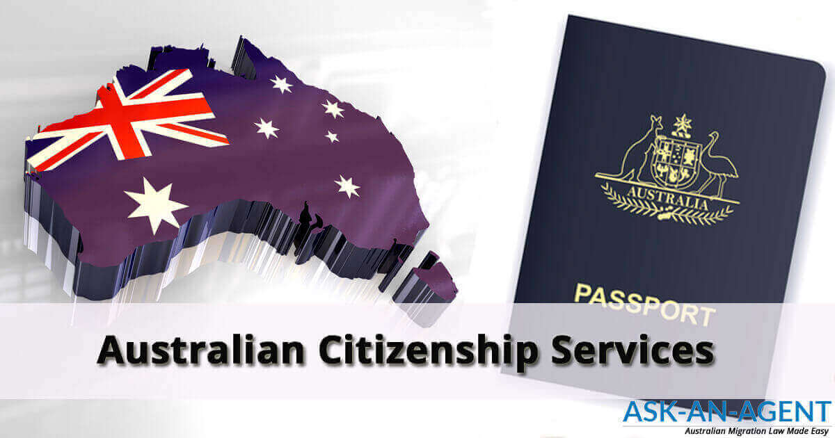 Australian Citizenship Application - Migration Agent Services
