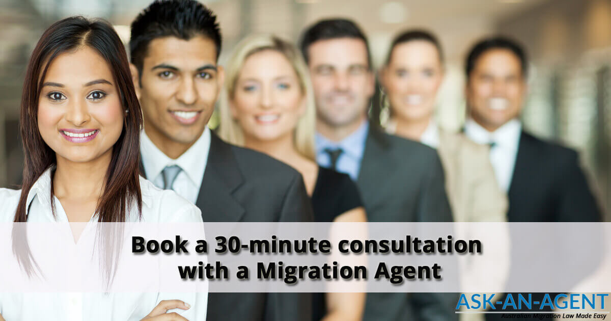 migration agent consultation