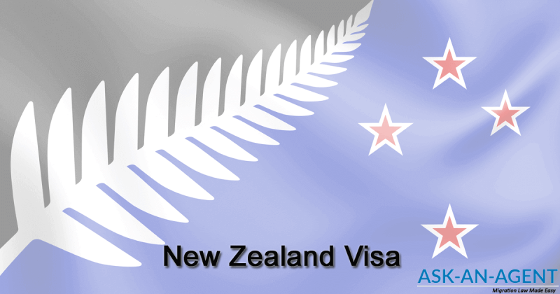 visa for new zealand