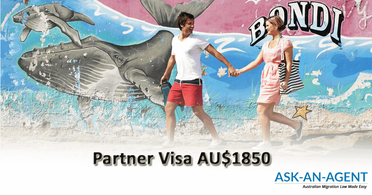 Partner Visa Australia - Special Offer $1850