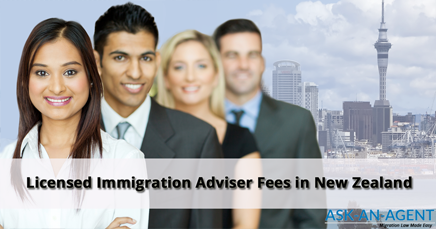 Licensed Immigration Adviser Fees