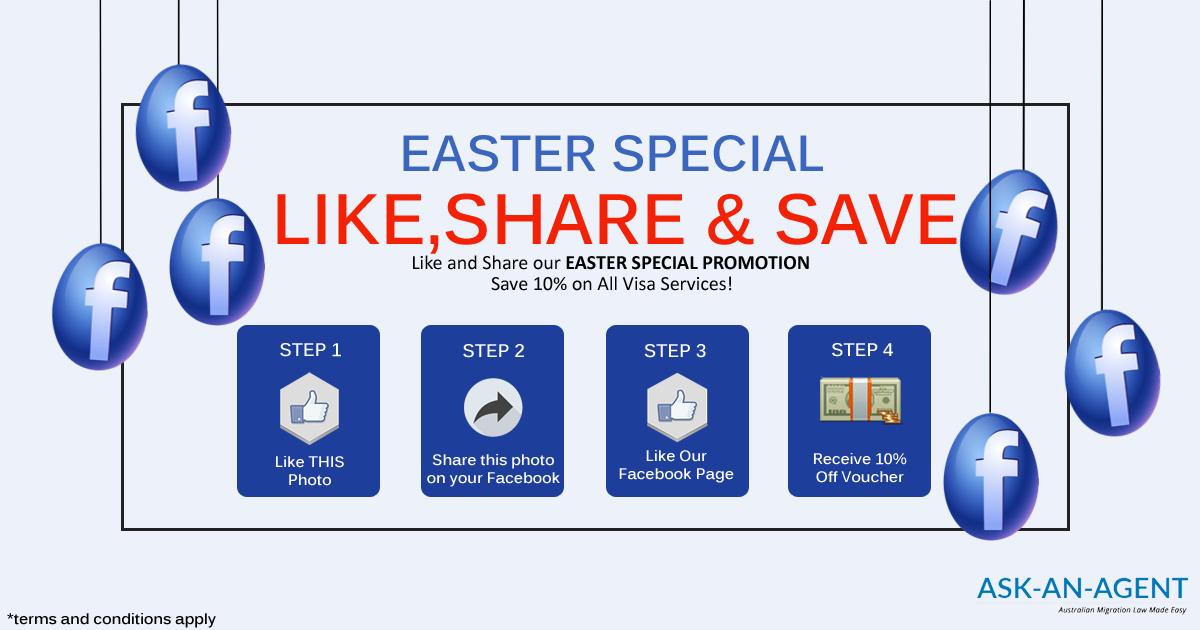Migration Agent Easter Special