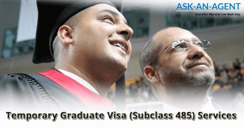 Temporary Graduate Visa (subclass 485)