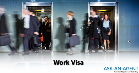 186 visa and 187 visa - Work Visa